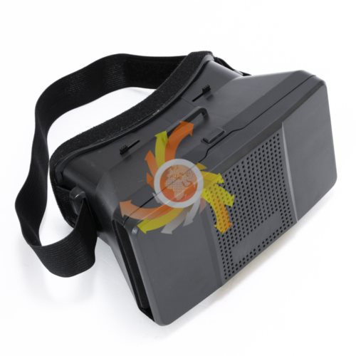 L5B OKULARY 3D REALITY VIRTUAL BOX